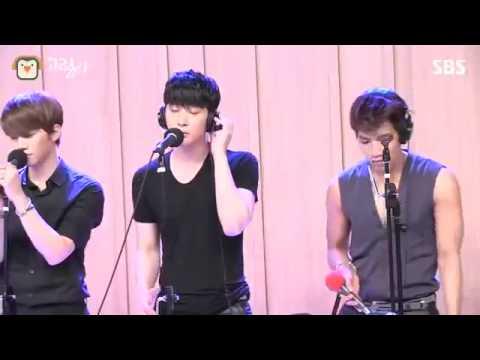 [SBS]컬투쇼, 하.니.뿐, 2PM 라이브