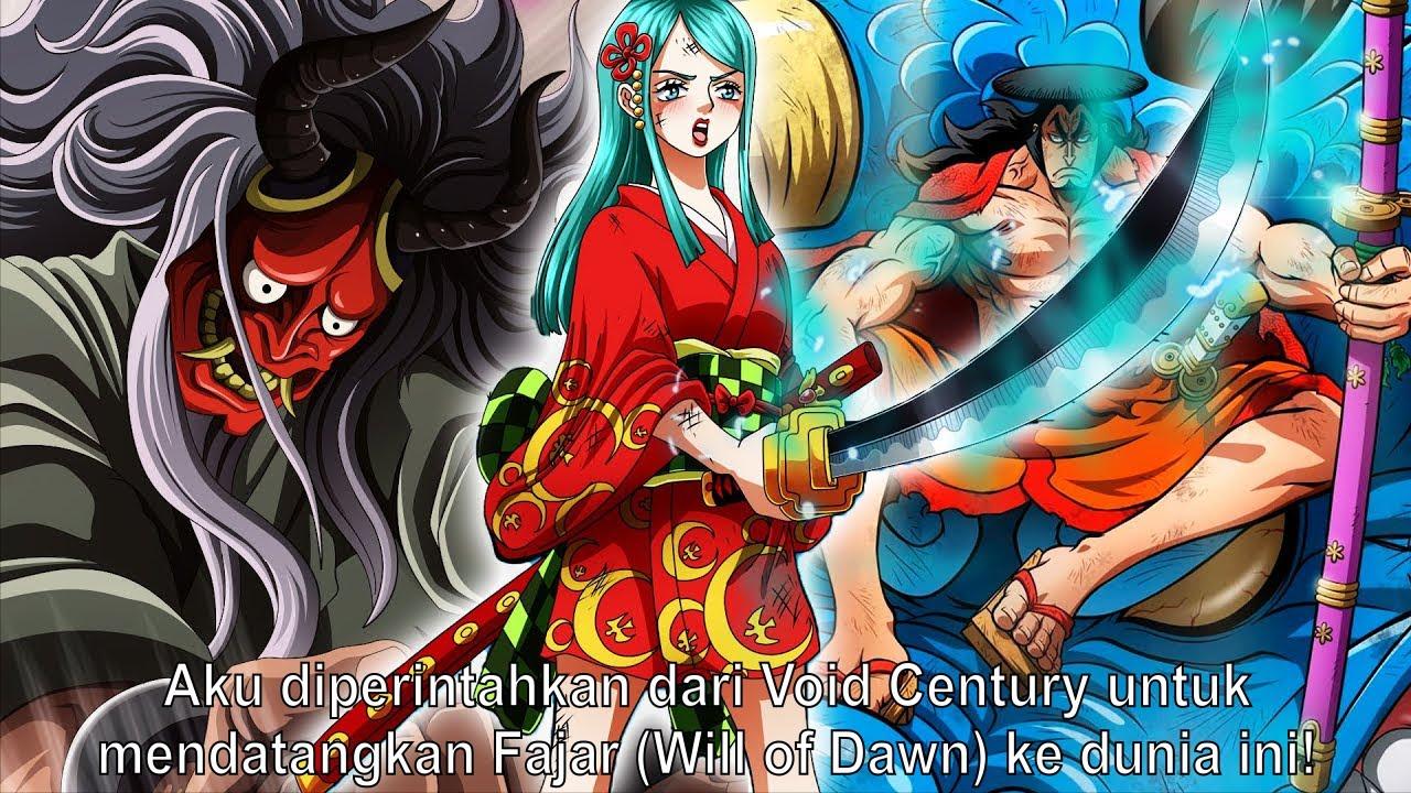 TERNYATA LADY TOKI MASIH HIDUP! ARTI LUKA PENTING di ONE PIECE! - One Piece 991+ (Teori)