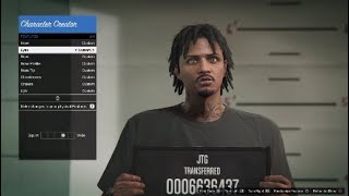 Gta 5 best looking character creation.