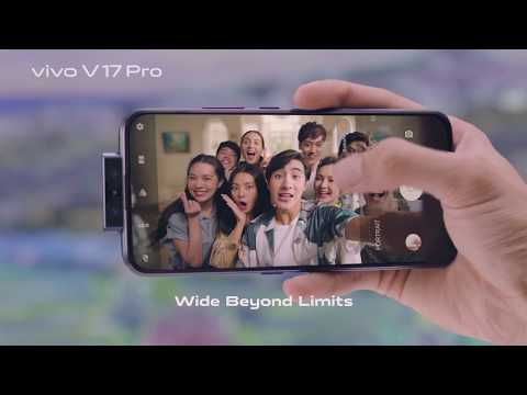 Vivo V17 Pro | Shoot Beyond Limits - Official TVC