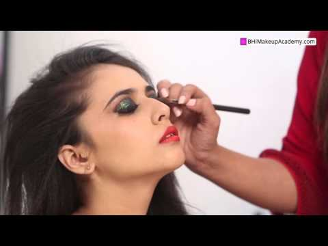Pranati Bhalla Professional Makeup Artist and Hair Stylist(Video Profile)
