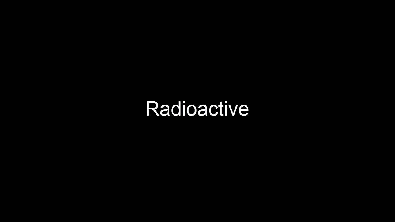 The Firm Radioactive Lyrics By BasBust130 AND REDSTIL200 ...