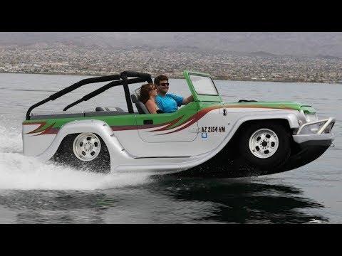 इन कमाल के Vehicles को देख कर आपके होश उड़ जायेंगे  | 6 Coolest Amphibious Vehicles That Exist
