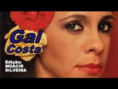 AQUARELA DO BRASIL (letra e vídeo) com GAL COSTA, vídeo MOACIR SILVEIRA