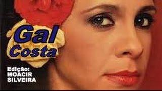 AQUARELA DO BRASIL (letra e vídeo) com GAL COSTA, vídeo MOACIR SILVEIRA