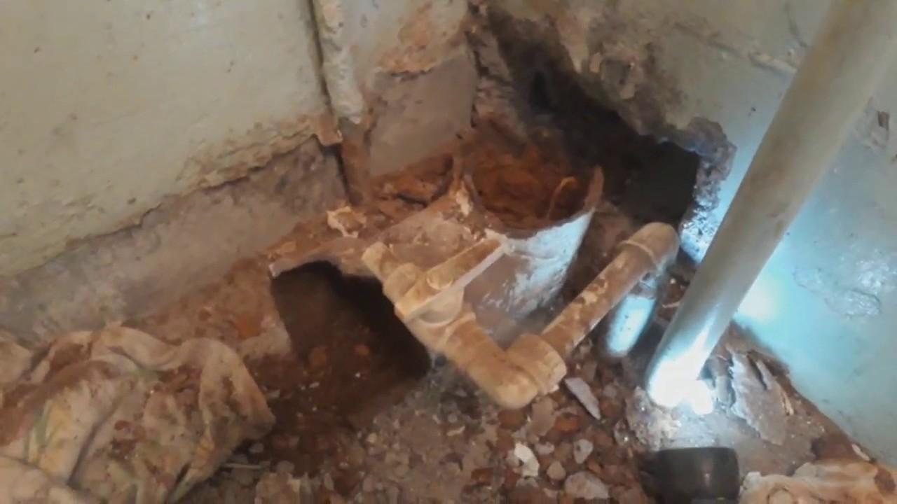 Сколько стоит замена канализационного стояка