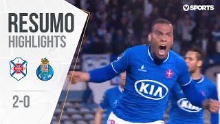 Highlights | Resumo: Belenenses 2-0 FC Porto (Liga 17/18 #28)