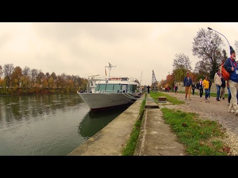 River cruise ship tour Gate 1 Travel MS Sound of Music