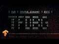 TensorFlow Debugger Screencast