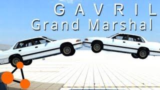 BeamNG   Gavril Grand Marshal