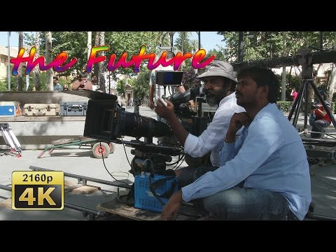 Bollywood in Seville: 4K was yesterday, 8K is today - Spain 4K Travel Channel