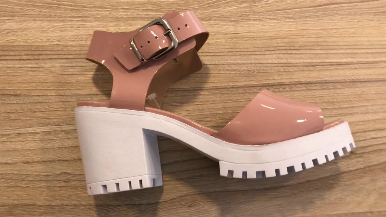 83657d1312 Preview sandálias verão 2018- tendências 2 - YouTube