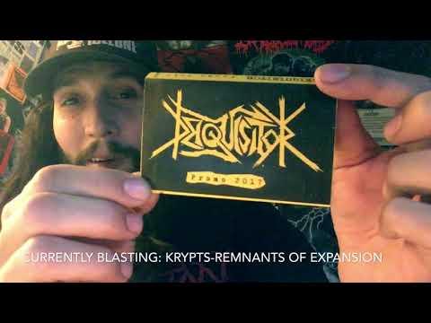 Vital Vinyl Vlog: Deiquisitor-Promo 2017