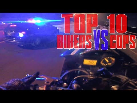 Thumbnail: TOP 10 Motorcycle VS Police CHASE Compilation 2016 Motorcycles RUNNING From COPS Bike Chase GETAWAY