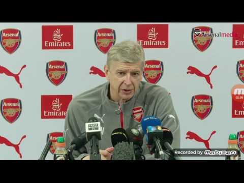 Arsene Wenger Reacts To Steven Gerrard Retirement