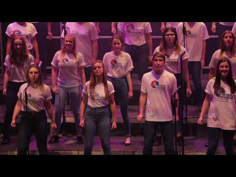 E Minor Pop Academy Collaboration 'Fix You' HD 720p