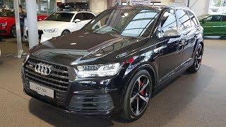 2018 Audi SQ7 4.0 TDI quattro 320(435) kW(PS) tiptronic 8-stufig | -[Audi.view]-