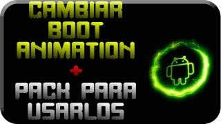 Cambiar Boot Animation Huawei u8185 (y100) + Pack de Boot animation para probarlos :D thumbnail