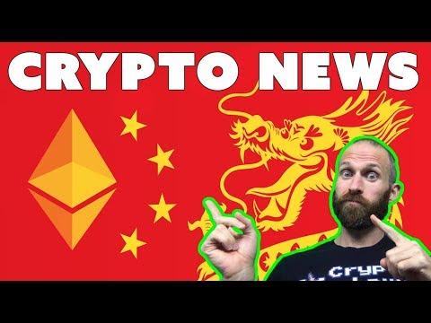 China Backs Ethereum... Twitter Chooses BTC