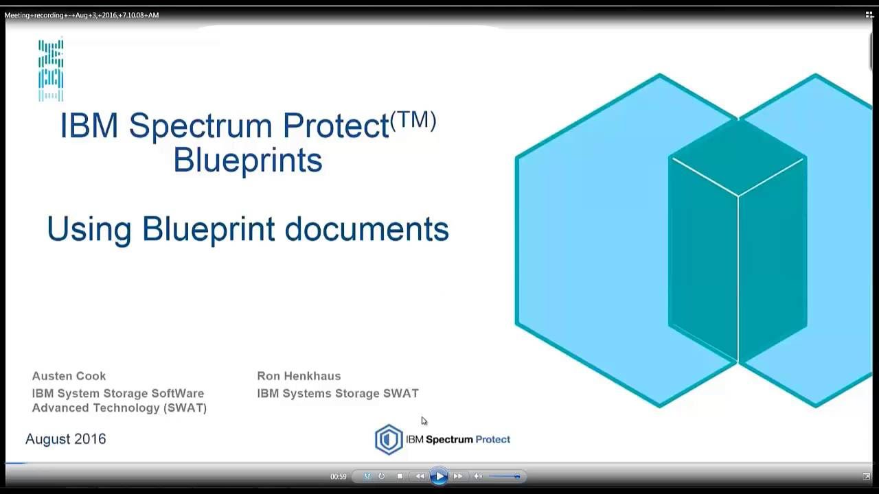 Ibm spectrum protect 716 blueprints expediting a server install ibm spectrum protect 716 blueprints expediting a server install presentation malvernweather Choice Image