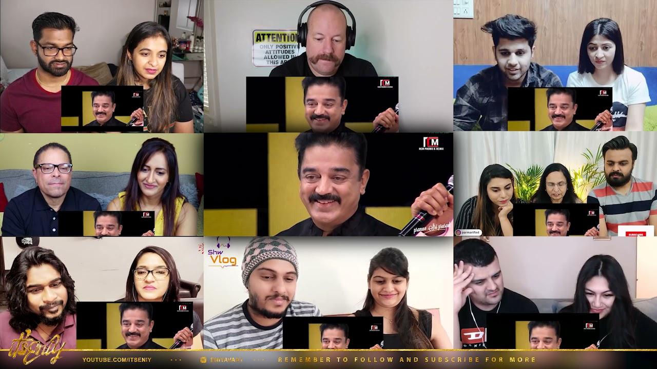 Download KAMAL HAASAN The Legend REACTION Mashup | Birthday Special | Pranav Sri Prasad | RCM promo & remix