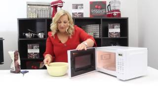 Melting Chocolate in the Microwave with Kirsten Tibballs | Chocolate Book