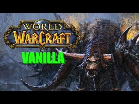 Let's Play World Of Warcraft Vanilla (Elysium) Tauren Hunter - Part 1