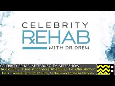 """Celebrity Rehab After Show Season 5 Episode 11 """" Revisited Part 2 """"   AfterBuzz TV"""