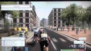 15 min z Le Tour de France - PS3 Gameplay z komentarzem by maxim