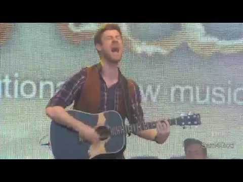 David Hunter (Once) @ West End Live 2014 - Leave