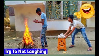 Must Watch New Funny😃😃 Comedy Videos 2019 - Episode 15 || Funny Ki Vines ||