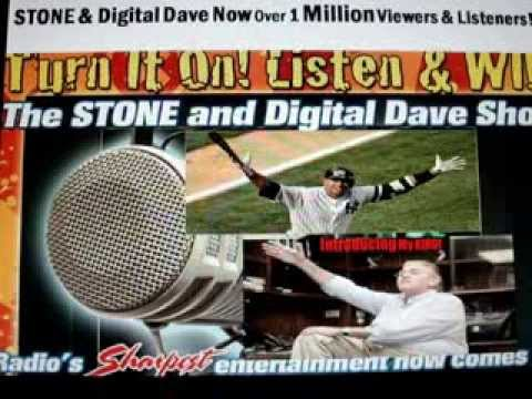 Image result for images of mike francesa and stone and digital dave