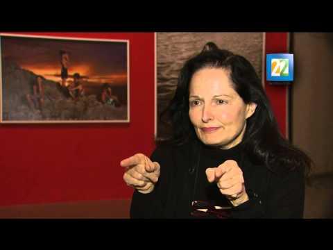 Entrevista con la fotógrafa española Isabel Muñoz. Parte 1