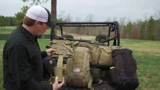 5 11 tactical ignitor pack fully loaded for the outdoors