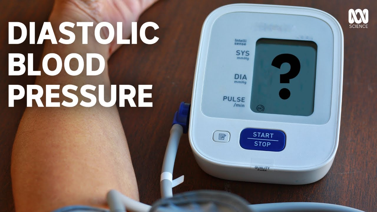 Dont ignore diastolic blood pressure youtube geenschuldenfo Choice Image