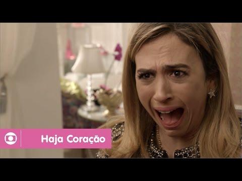 Haja Coração: capítulo 37 da novela, quarta, 13 de julho, na Globo