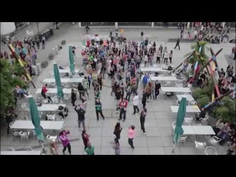 Flashmob - Uni Koblenz