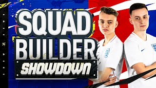 Fifa 20 Squad Builder Showdown!!! PRO VS PRO!!! Tekkz Vs Tom Elions SBSD