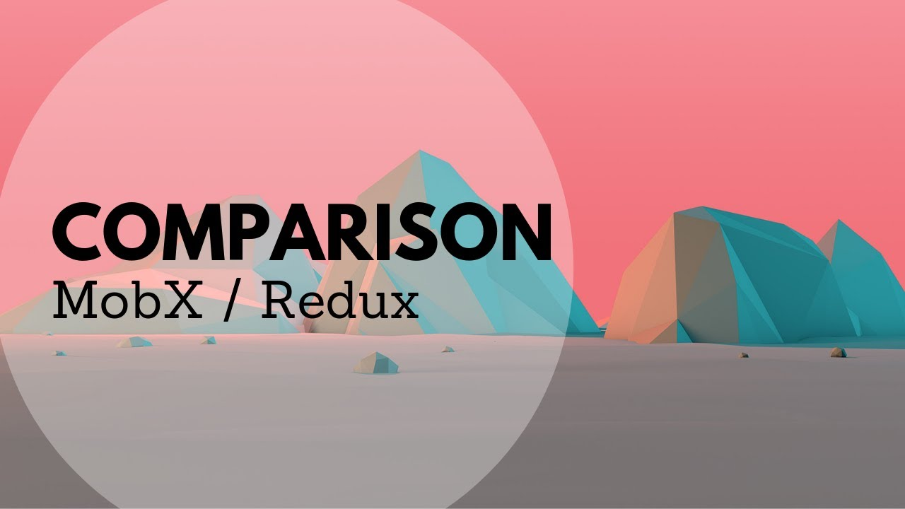 Easy MobX and Redux Comparison | Leigh Halliday