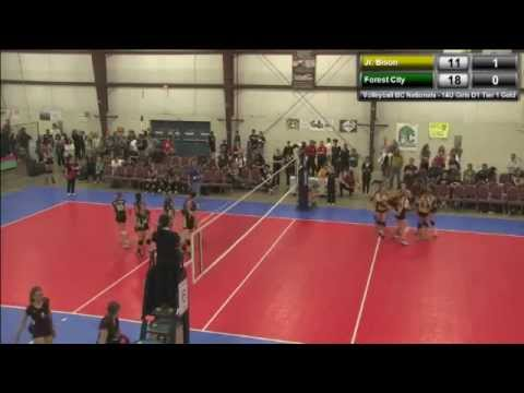 2014 Canadian West Open 14U Girls Division 1 Tier 1