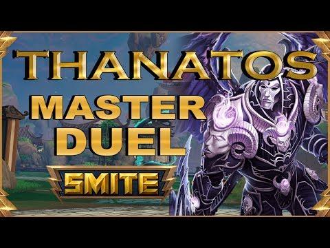 SMITE! Thanatos, Se que queriais un poco de esto :D! Master Duel S4 #9