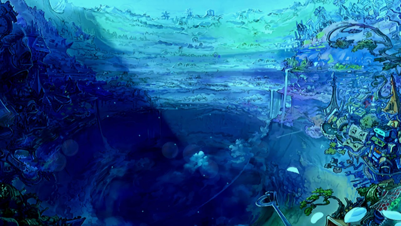 made in abyss ost 03 abyss of the sea youtube