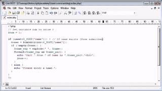 How to create a simple comment system in PHP | simple comment system in PHP