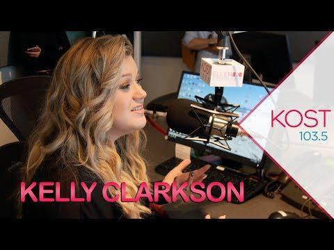 Ellen K - Play True Or False With Kelly Clarkson