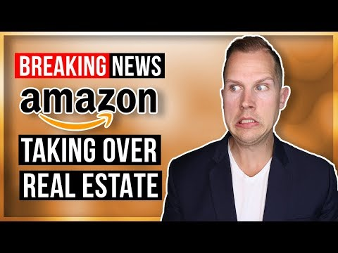 Amazon Real Estate: EVERYTHING You NEED TO KNOW The Partnership With REALOGY