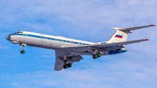 Летим на Ту-134A-3 маршрут: Липецк-Стригино-Домодедово  Сеть IVAO. FS9
