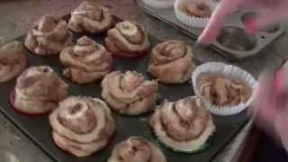 How To Make Cinnamon Roll Cupcakes
