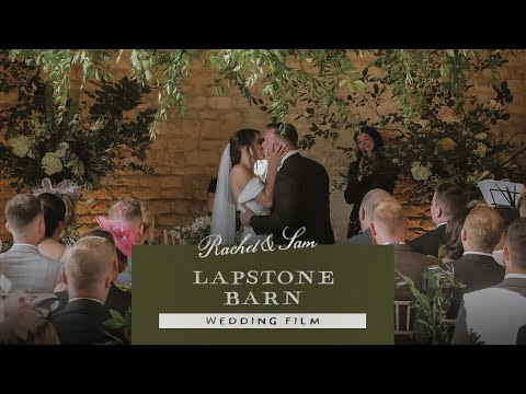 Lapstone Barn | Rachel + Sam's wedding Film 2019 | Cotswolds Wedding Videographer