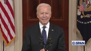 President Biden complete statement on Cease Fire Agreement