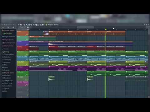 [FREE FLP] Dubstep Sub Bass Mix FLP